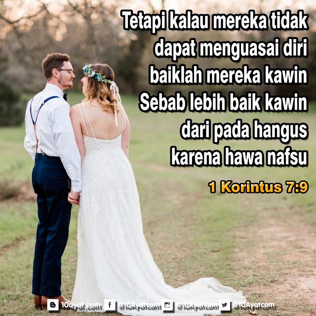 1 Korintus 7:9