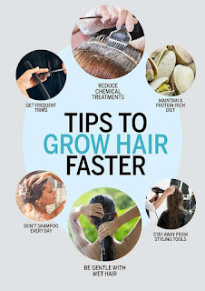 What is the fastest way to grow hair