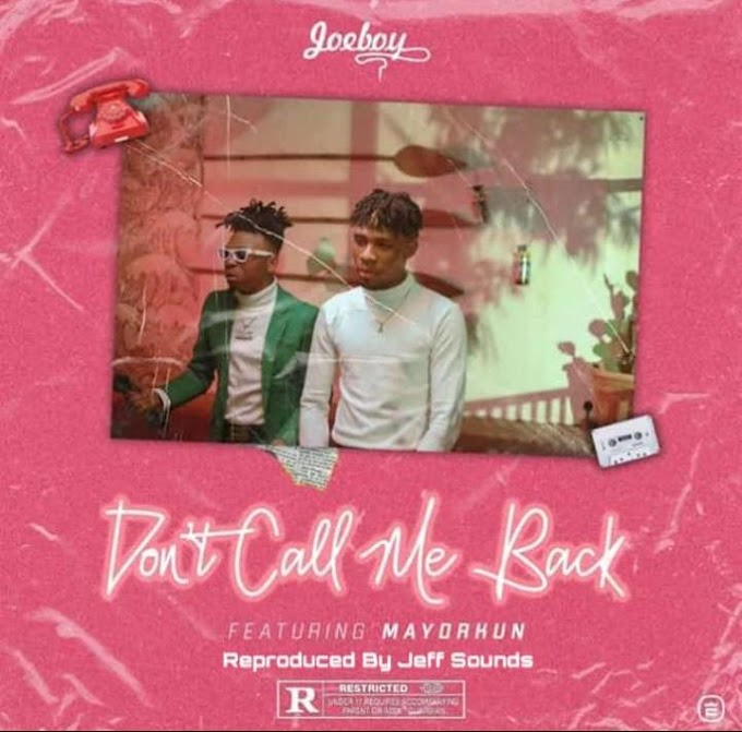 INSTRUMENTAL JOEBOY FT MAYORKUN