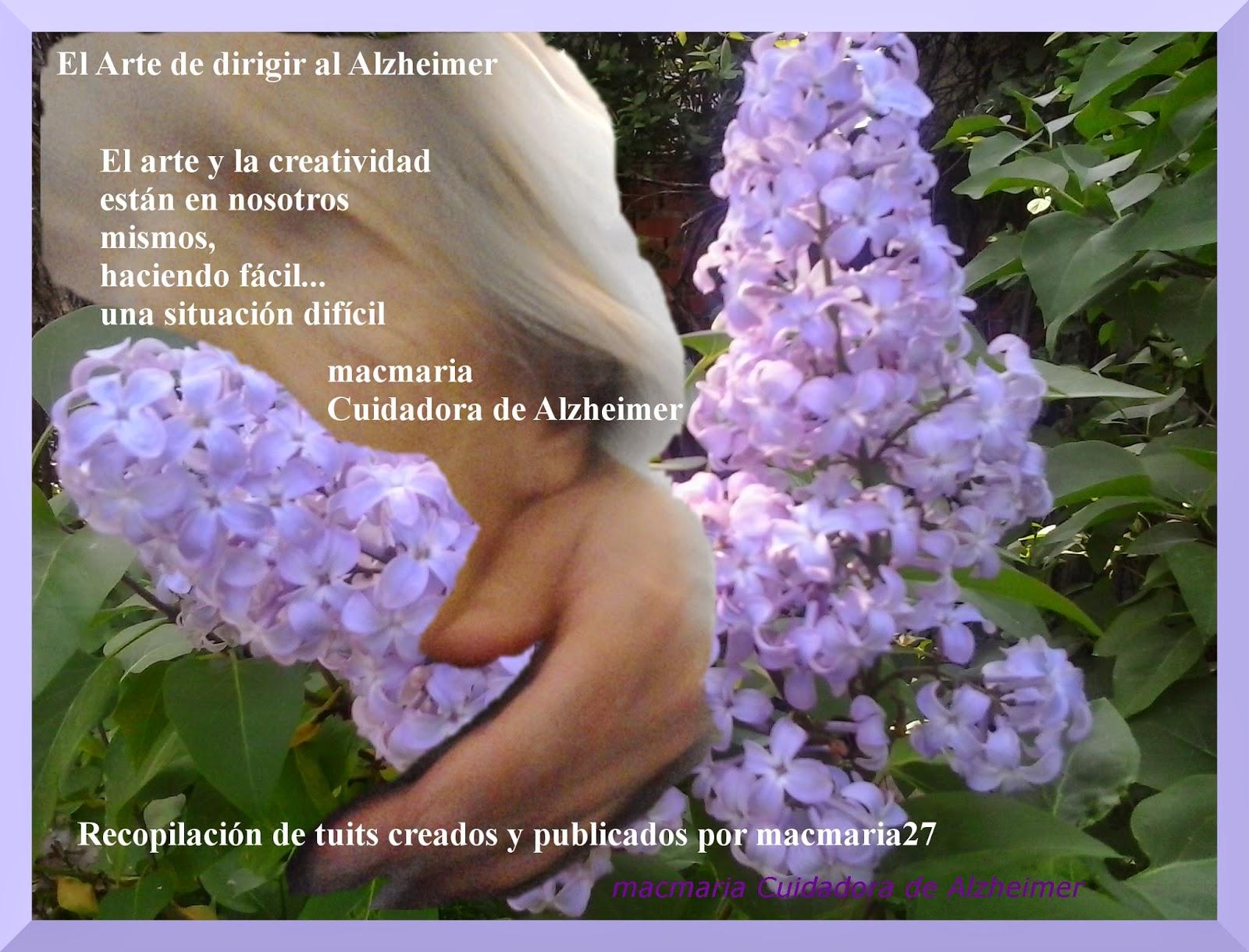 Descubriendo las alucinaciones @macmaria27 Cuidadora de Alzheimer