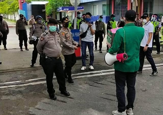 Tolak TKA China, 200 Karyawan PT. Jui Shin Indonesia Mogok Kerja