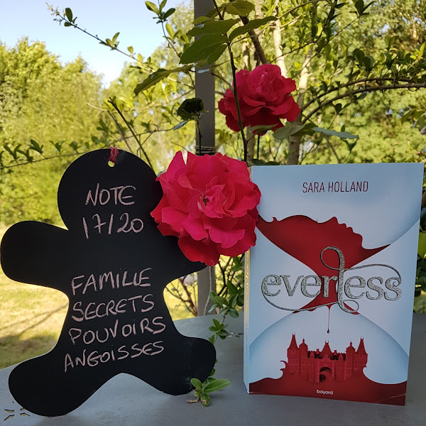 Everless, tome 1 de Sara Holland
