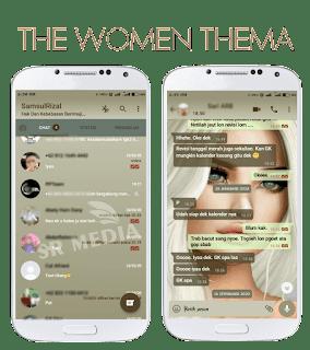 Tema WhatsApp mod apk