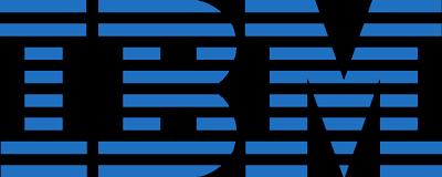 ibm desain logo