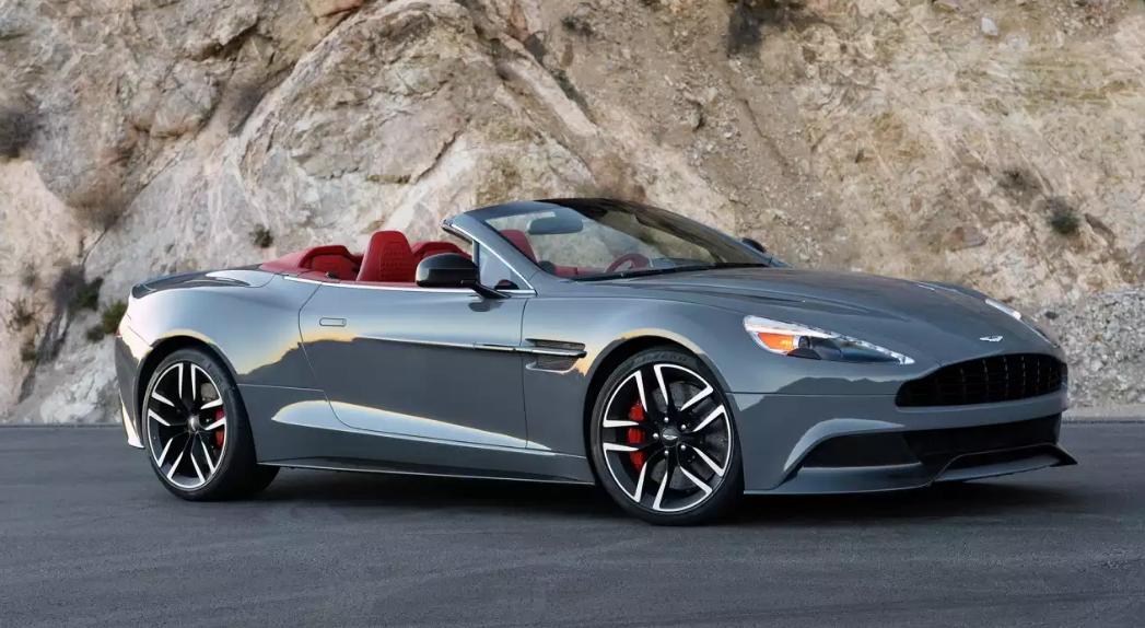 2017 aston martin vanquish, s, zagato, volante, convertible, price
