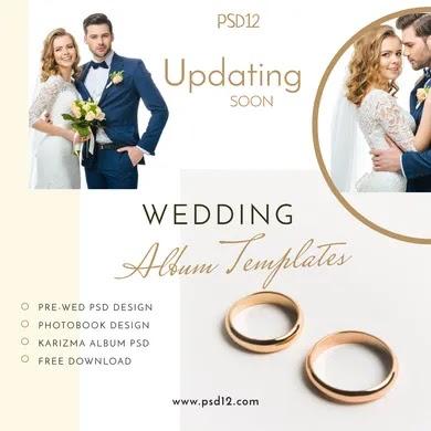 60 Best Pre-Wedding PSD DM