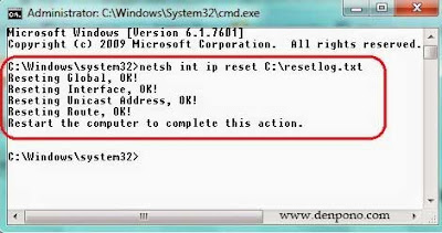 Cara Mengatasi Limited Access Wifi di Windows 7 / 8 / 10 (100% Work)