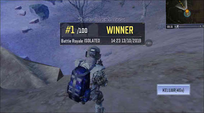 Winner CODM Call of Duty Mobile CoD Menang_6
