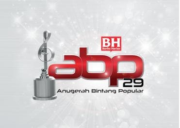 Senarai finalis top 5 ABPBH 2016 Anugerah Bintang Popular