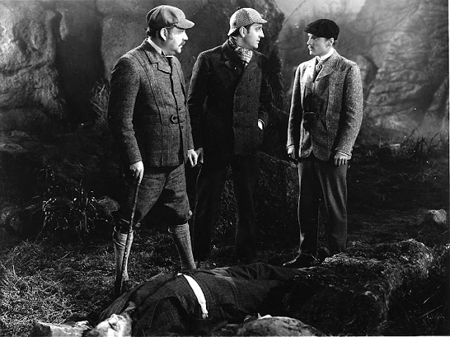 Blu-Ray Review | Der Hund Von Baskerville | 1929