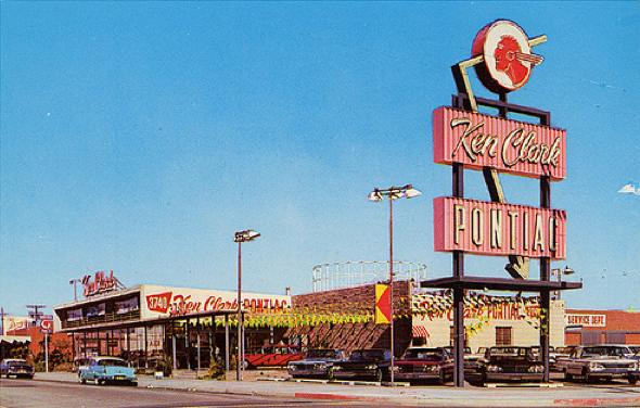 Volvo Dealer Denver >> Rhan Vintage. Mid Century Modern Blog.: Los Angeles in the ...