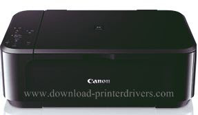 Canon PIXMA MG3600 Printer Driver - Free Download