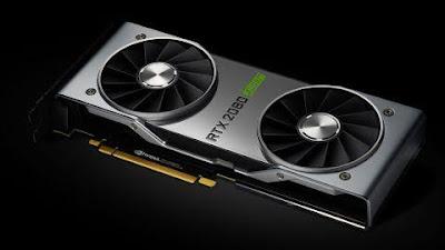 Nvidia GeForce RTX 2080 SUPERダウンロードフルドライバー