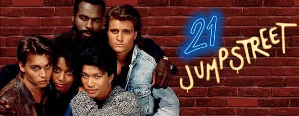 Falando em Série: ANJOS DA LEI (21 Jump Street) 1987