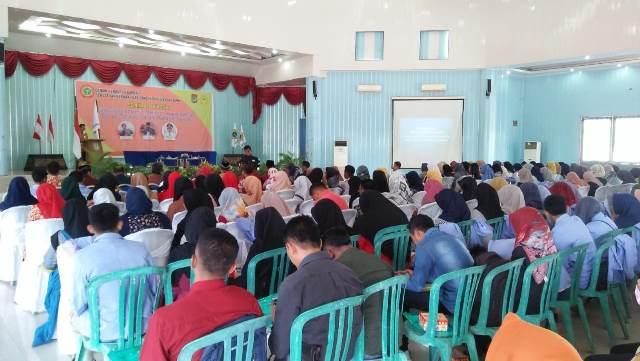 Legalitas Praktik Mandiri Keperawatan, Tajuk Seminar Nasional PPMI Kota Bima