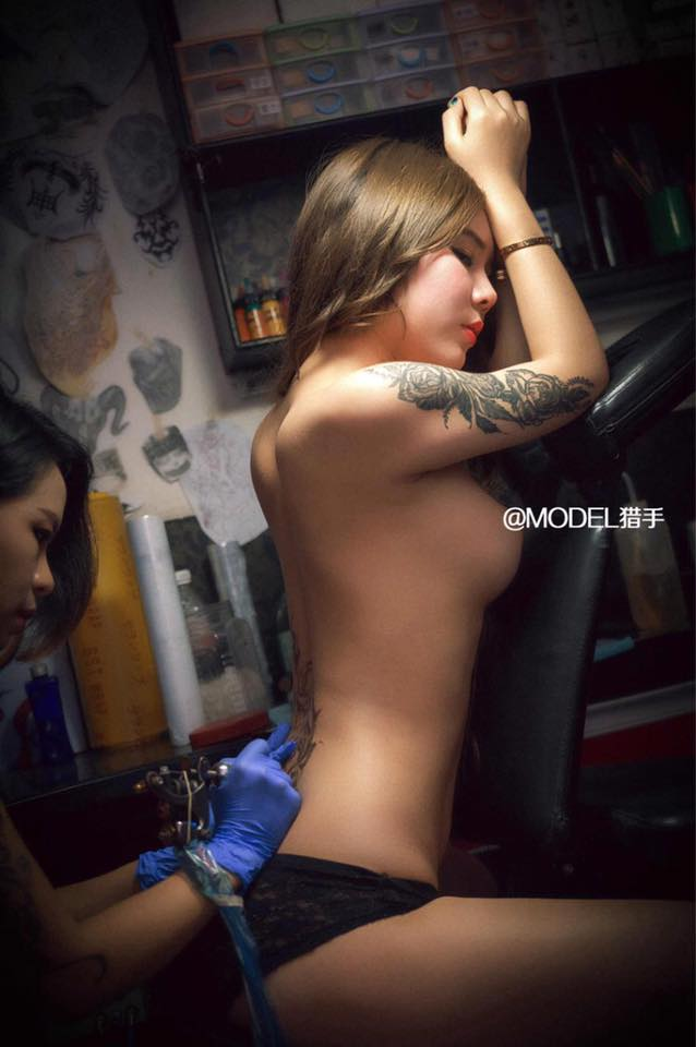 Nude Tattoo