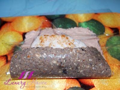 foie gras mushroom pork wellington