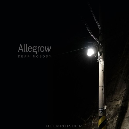 Allegrow – Dear Nobody – Single