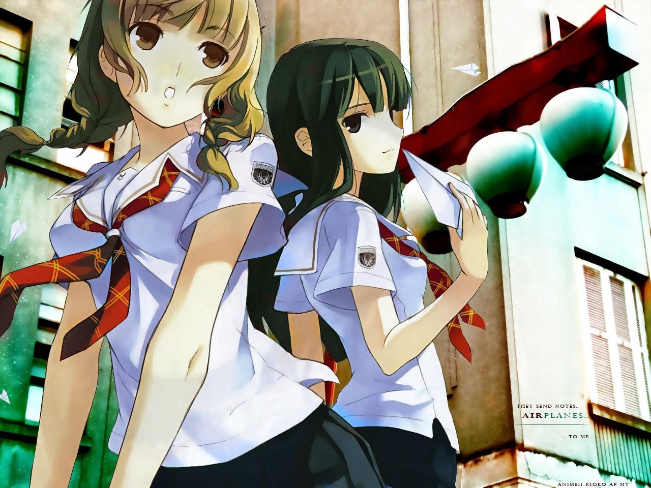 Download Kimikiss Pure Rouge Subtitle Indonesia (Complete)