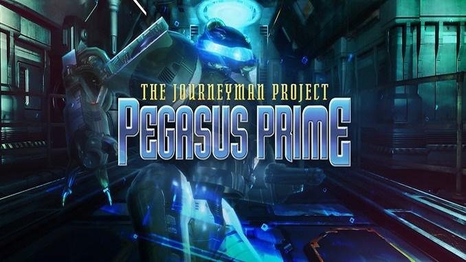 The Journeyman Project 1: Pegasus Prime