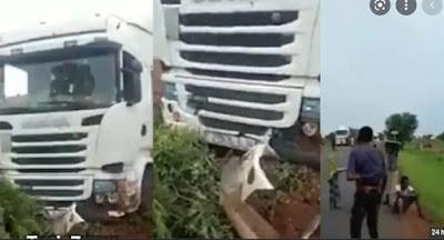 رجل أعمال بأيت ملول يخصص مبلغ 9000 رهم شهريا مدى الحياة لأسرة السائقين ضحايا الهجوم المسلح بمالي