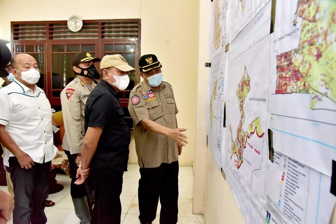 Sekitar 6.663 Rumah Terendam Banjir Kiriman, Pemko Tebingtinggi Dirikan 70 Posko Bantuan