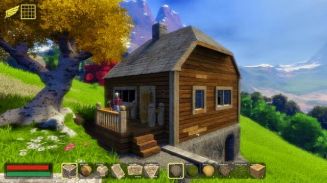 Blockscape PC Games Screenshots
