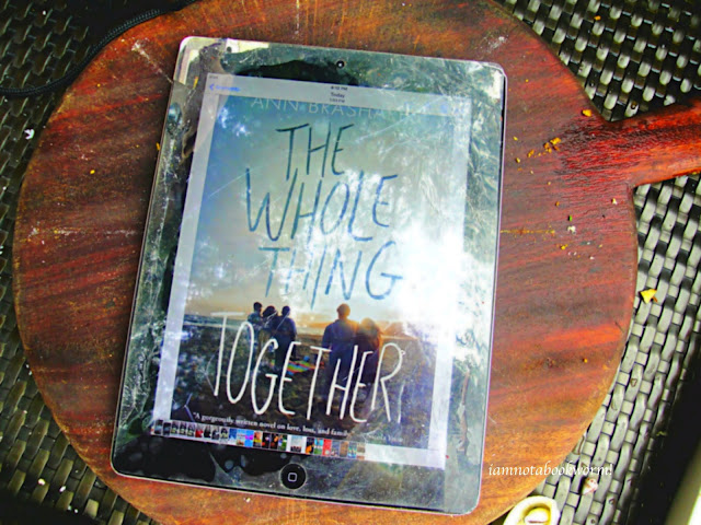 The Whole Thing Together by Ann Brashares | A Book Review by iamnotabookworm!