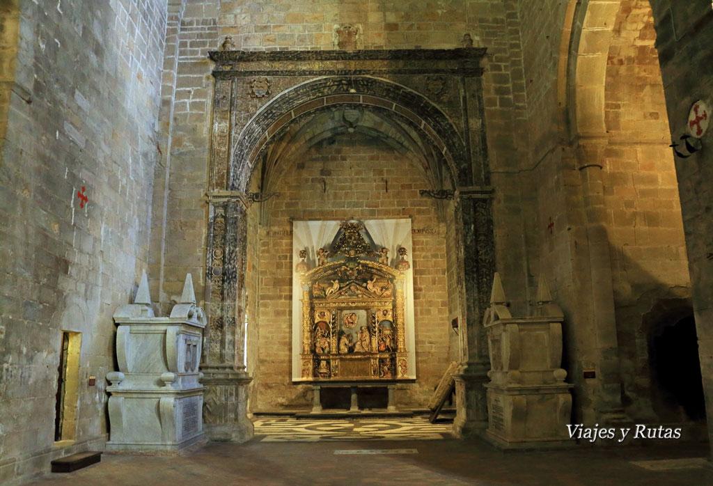 Sepulcros del Monasterio de Veruela