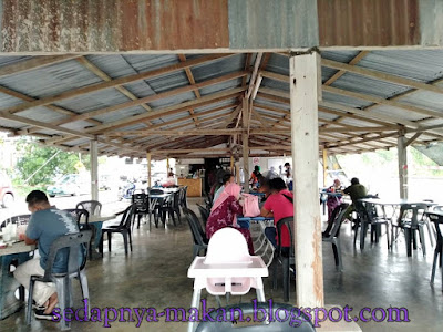 Warung Zabedah, Padang Besar