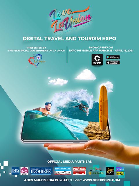 LOVE LA UNION DIGITAL TRAVEL AND TOURISM EXPO