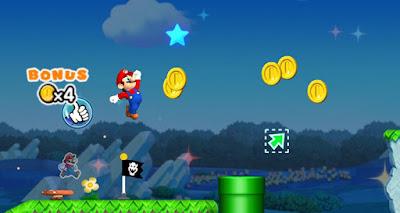 Mario Bross Run Vs Pokemon Go