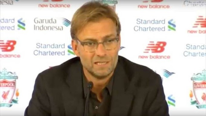Klopp predicted Liverpool winning the league five years ago, at his first press conference