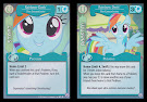 My Little Pony Fixed CCG Cards