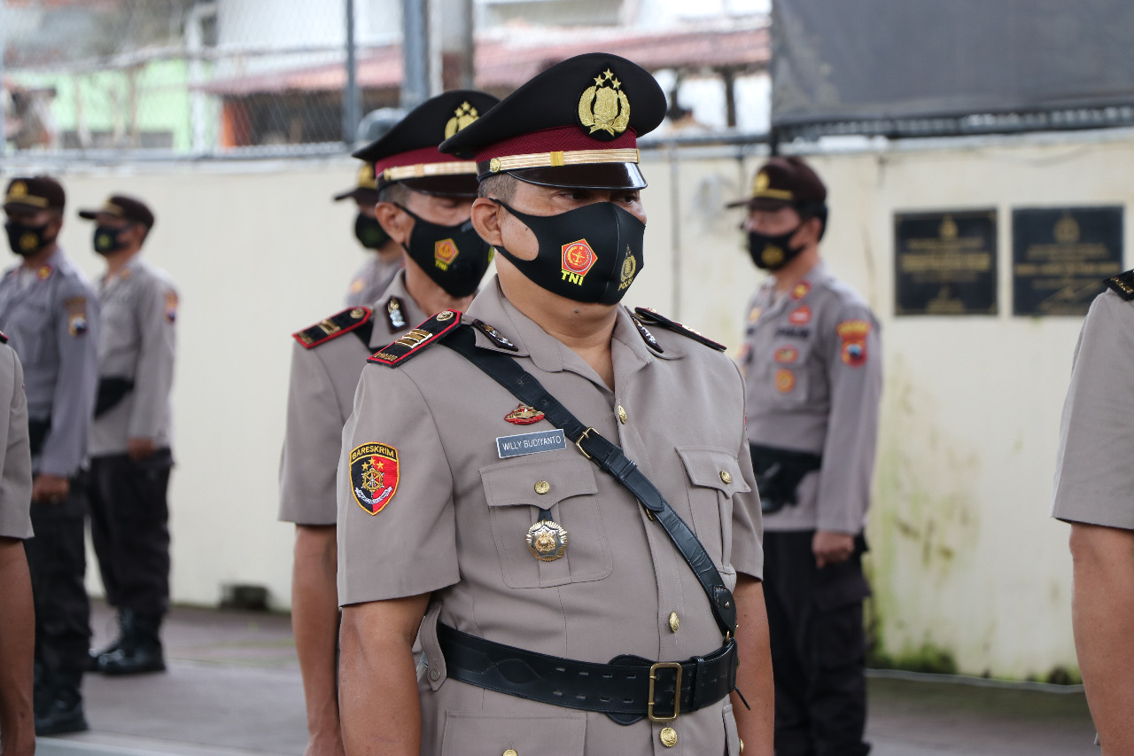 Willy Budiyanto Jabat Kapolsek Gombong