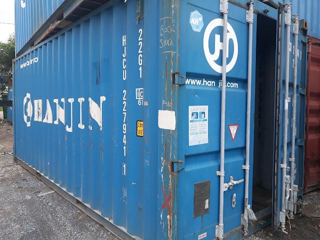 Công Ty Mua Bán Container Tại Đức Hòa