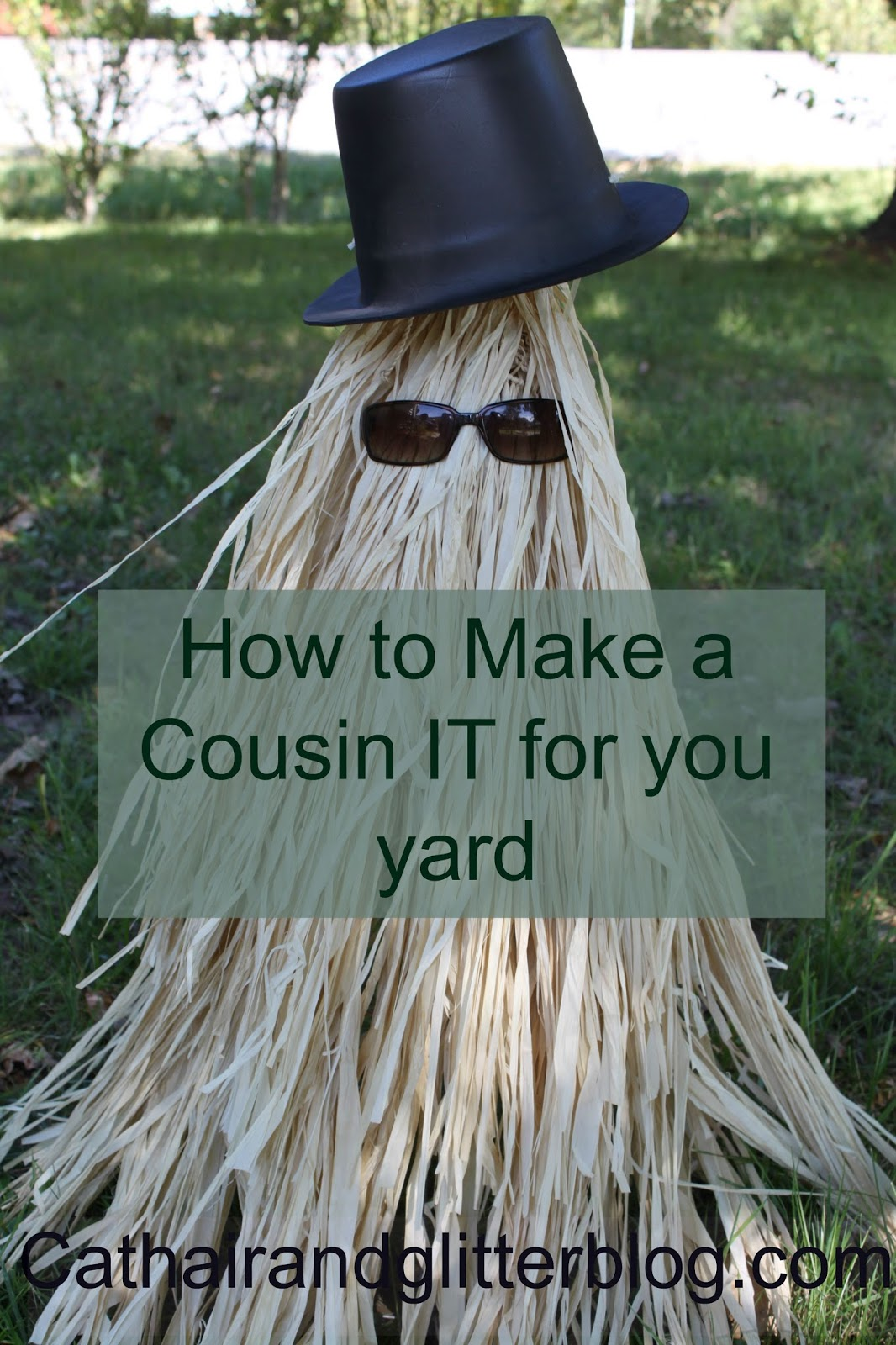 Coussins Decoration How To Make Cousin It Cat Hair And Glitter