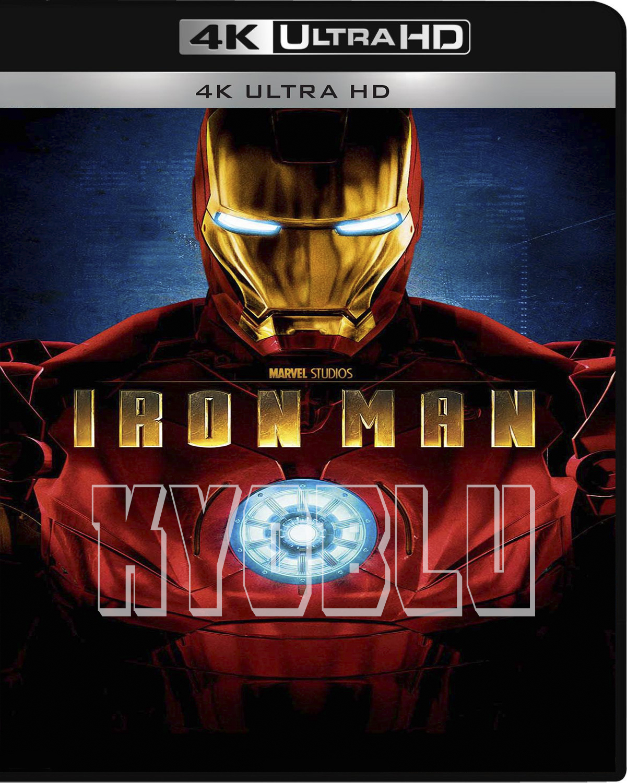 Iron Man [2008] [UHD] [2160p] [Latino]