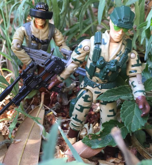 1989 Recoil, 1987 Worms, Stalker, Aero Viper, Maggot, 2004 Desert Patrol Stalker, 1990 Bullhorn