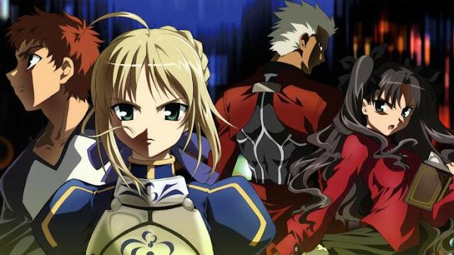 Urutan dan Cara Menonton Anime Fate Series yang Benar