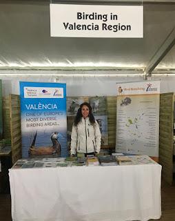Turisme promociona la oferta de turismo ornitológico de la Comunitat en la Pannonian Bird Experience Fair que se celebra en Austria