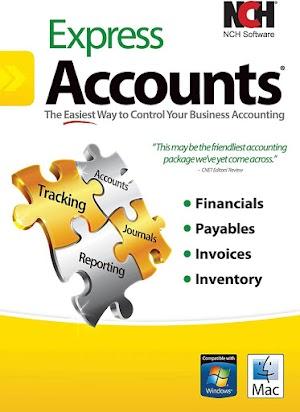 Express Accounts Accounting Software