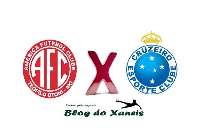 América TO x Cruzeiro  Campeonato Mineiro  Qui. 02/03/2017  Mineirão - BH 20h30min