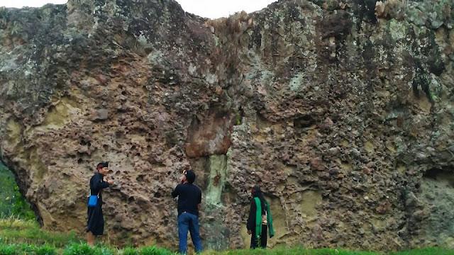 Jenis Batuan Apakah yang Ada di Area Pesawahan di Kecamatan Jatigede?