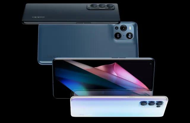 رسميا Find X3 Pro من العملاق OPPO مع كاميرا 50 ميجابيكسل و تصميم أنيق و يدعم الشحن اللاسلكي