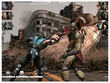 Download MORTAL KOMBAT X v1.1.3 [Mod money] APK + OBB ALL Gpu