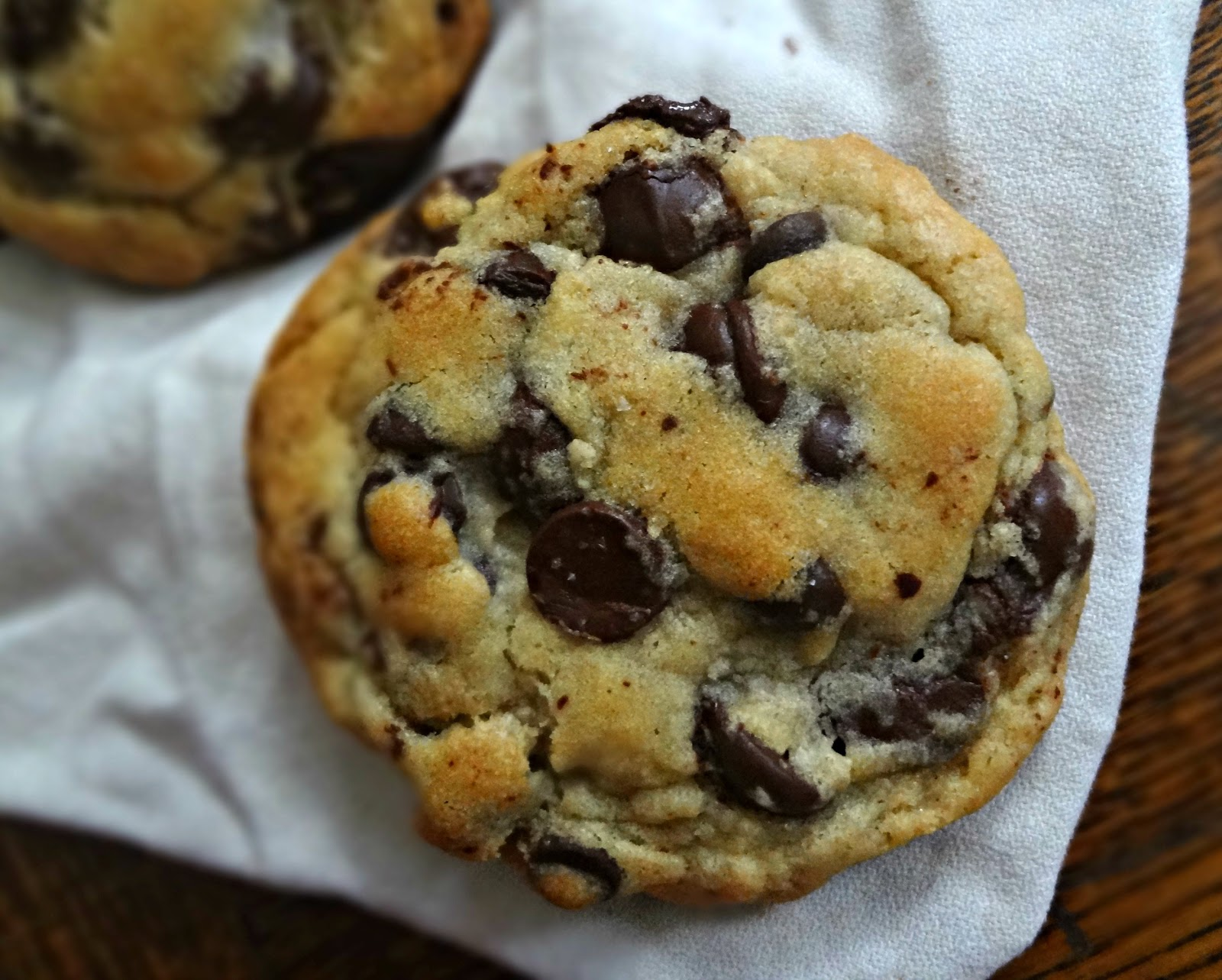 The cooking actress the new york times best chocolate chip cookie the new york times best chocolate chip cookie recipe forumfinder Choice Image
