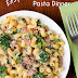 Easy Turkey Broccoli Pasta Dinner #Recipe