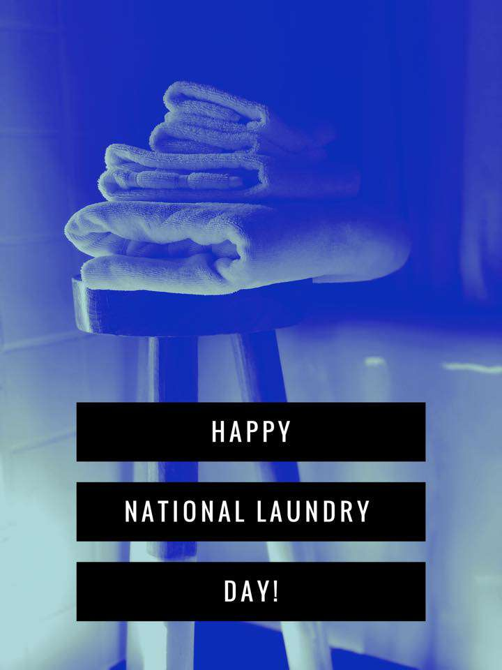 National Laundry Day Wishes pics free download