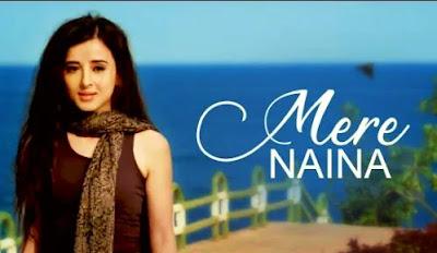 Mere Naina Lyrics | Jogiyaa Rocks | Manjeera Ganguly
